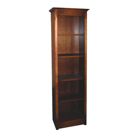 narrow bookcases uk narrow bookcases uk narrow oak bookcase mobel oak