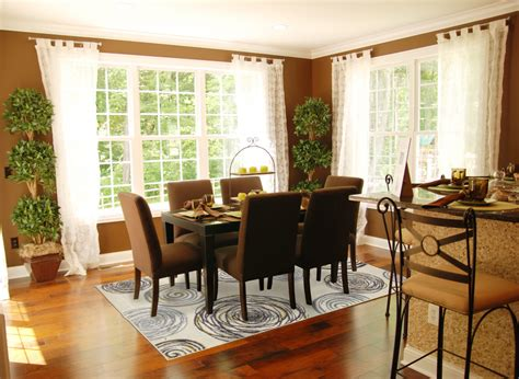 rugs for dining room make your dining room look complete with a rug bellacor