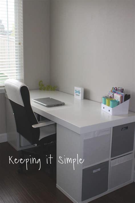 amazing diy ikea desk hacks   home office