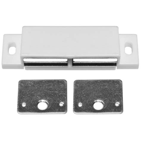 Stanley National Hardware Aluminum Magnetic Cabinet Catch
