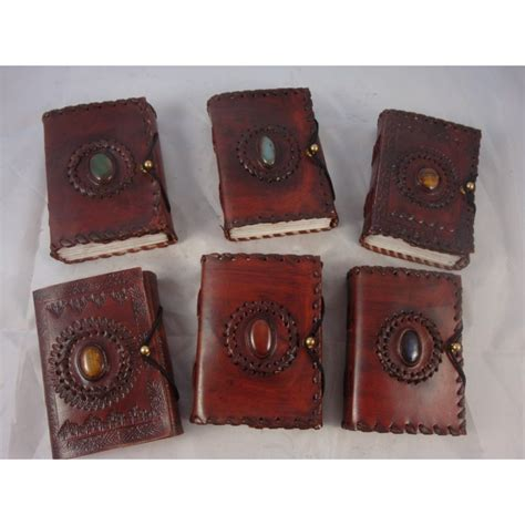 Leather Handmade Journals - leather journal diary handmade journal