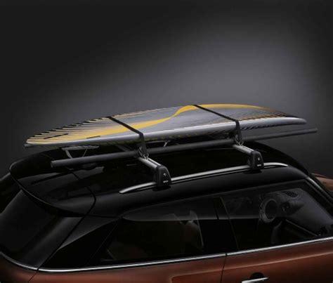 Surfboard Racks For Car by Mini Genuine Surfboard Car Roof Rack Bars Holder Carrier