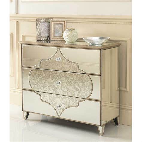 Mirrored Chest Of Drawers Uk by Sassari Mirrored Chest Of Drawers Venetian Furniture