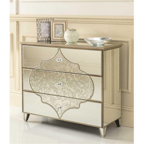 Chest Of Drawers Uk by Sassari Mirrored Chest Of Drawers Venetian Furniture