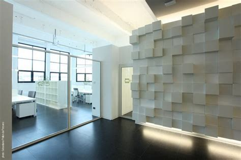 white and clean office interior design with modern glass door planning modern office interior