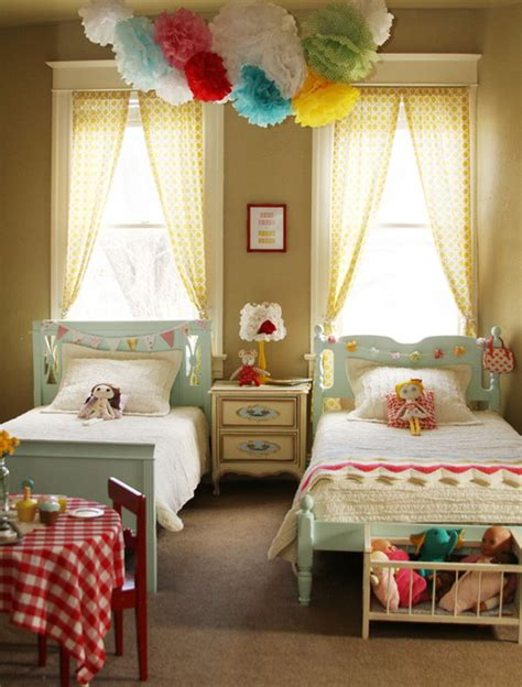 cute girl rooms 40 cute and interestingtwin bedroom ideas for girls hative