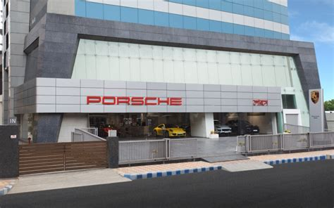porsche kolkata porsche centre kolkata opening cayman gt4 launched car