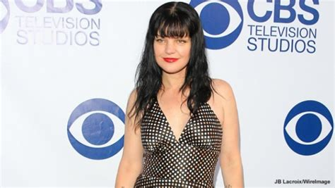 inside edition hair color ncis star pauley perrette s e r scare after hair dye