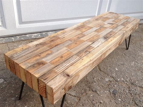 diy reclaimed wood bench 1000 images about coffee tables on pinterest reclaimed