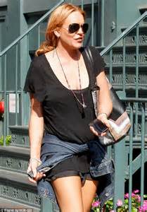 Meatpacking District On With Beyonce Lindsay Lohan by Lindsay Lohan Accompanied By 2 500 A Day Sober