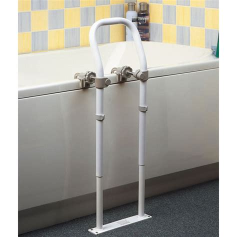 bathtub rails elderly swedish bath side rail household aids safety aids