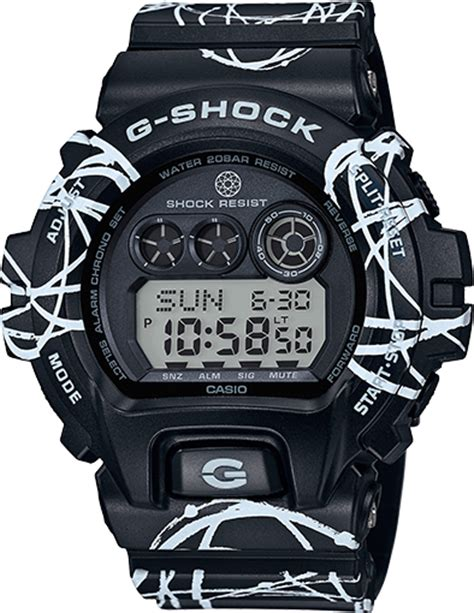 Limited Edition G Shock gdx6900ftr 1 limited edition mens watches casio g shock