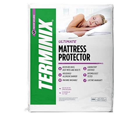 terminix bed bug reviews terminix ultimate mattress protector 6 sided water
