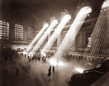 grand central station interior (historical photos of old