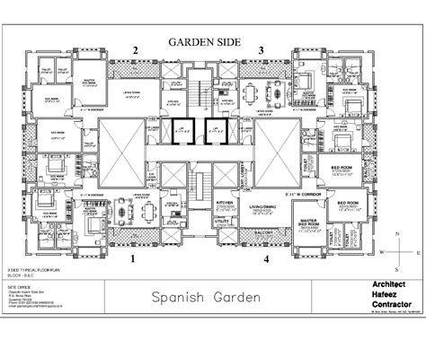 residential projects mario e jaime archinect residential building plans floor plan of residential