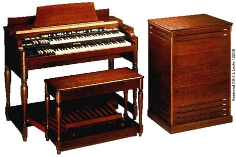 hammond organ photos