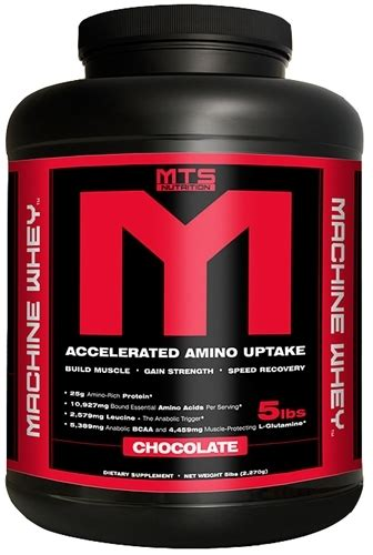Best Testing Whey 5 Lbs Elitelabs mts nutrition machine whey protein save at priceplow