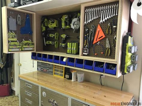 Diy Garage Wall Storage Ideas 25 Best Ideas About Tool Storage On Tool