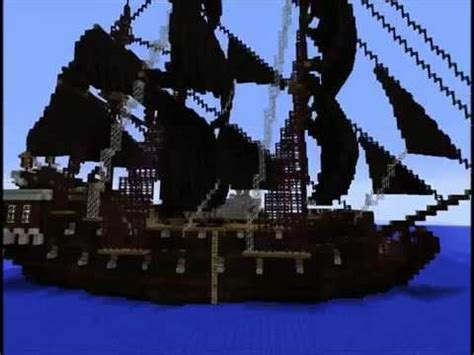 minecraft black pearl youtube