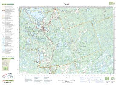 031d14 gravenhurst topographic map