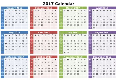european calendar 2017 templetes