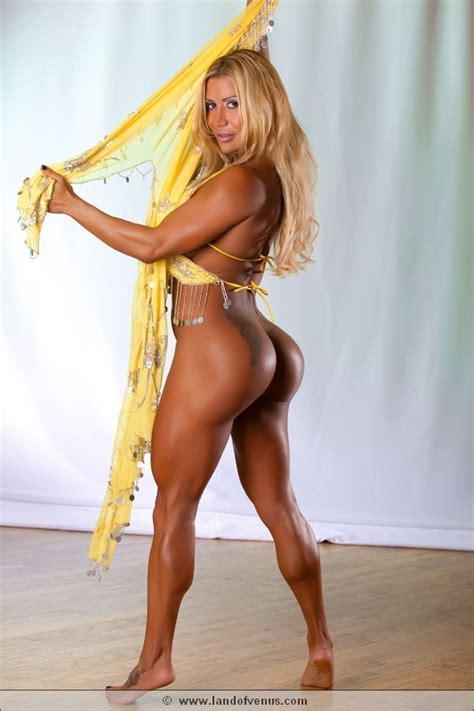 Flavia Crisos Nude Female Bodybuilder