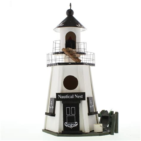 nautical home decor wholesale nautical nest lighthouse bird house wholesale at koehler