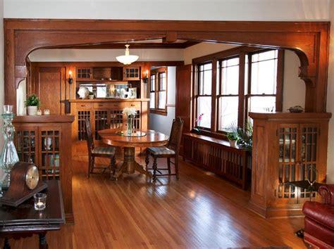 amazing craftsman dining room designs