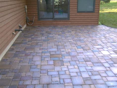 Paver Patio by Patio Pavers Designs Patio Paver Ideas Easy Paver Patio