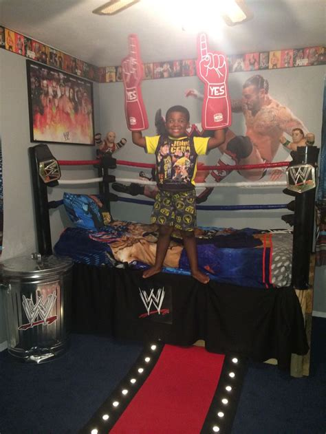 wrestling bedroom 17 best ideas about wwe bedroom on pinterest cool boys