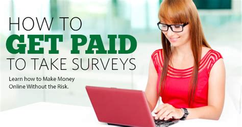 Survey Money Websites - paid survey websites information idea2makemoney
