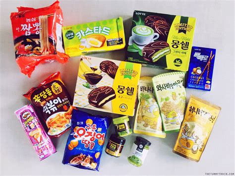 Korean Snack product reviews archives the tummy