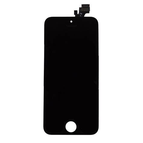 Lcd Iphone 5 Black black iphone 5 lcd touch screen digitizer replacement