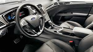 dailytech ford s new fusion ditches interior