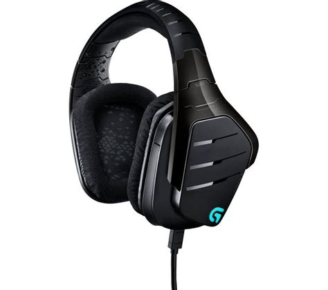 Headset Logitech G633 logitech artemis spectrum rgb g633 7 1 gaming headset deals pc world