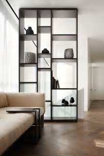 Open Shelving Room Divider Room Divider Screen Divider Screen And Room Dividers On