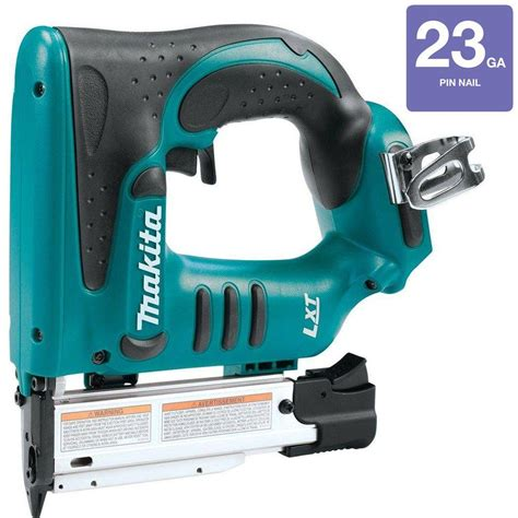 makita 18 volt lxt lithium ion 23 cordless pin