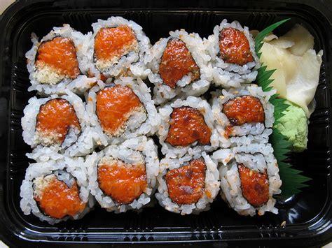 spicy tuna rolls  tips   healthy
