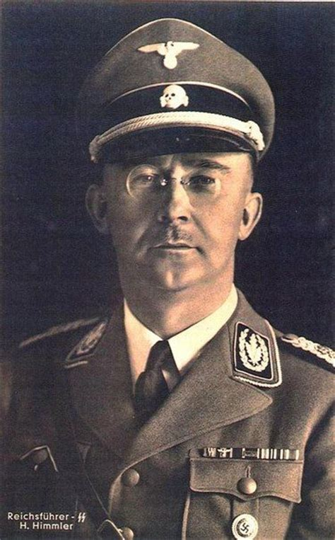hitler biography holocaust heinrich himmler the third reich pinterest