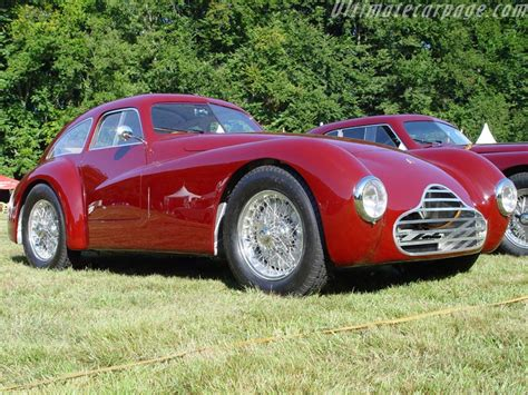 alfa romeo 6c 2500 competizione high resolution image 1 of 6