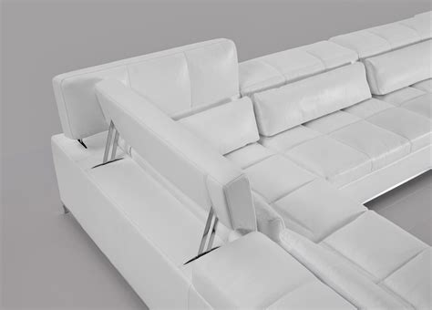 Nick Leather Corner Sofa Modern Leather Corner Sofas Modern Leather Corner Sofas