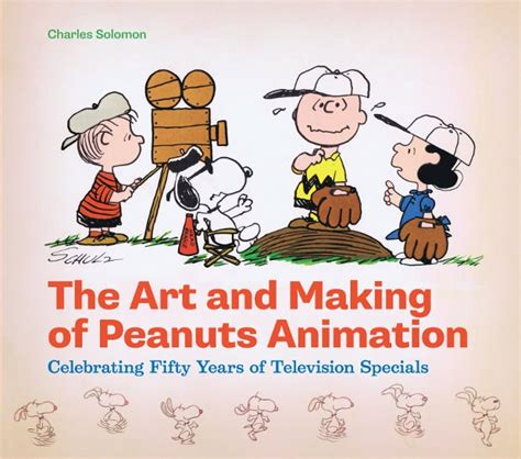lavalle lee s art animations animation world network book review the art and making of peanuts animation