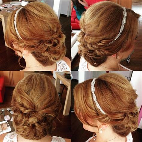 casual hairstyles with headbands 20 hairstyles with headbands for casual and festive looks