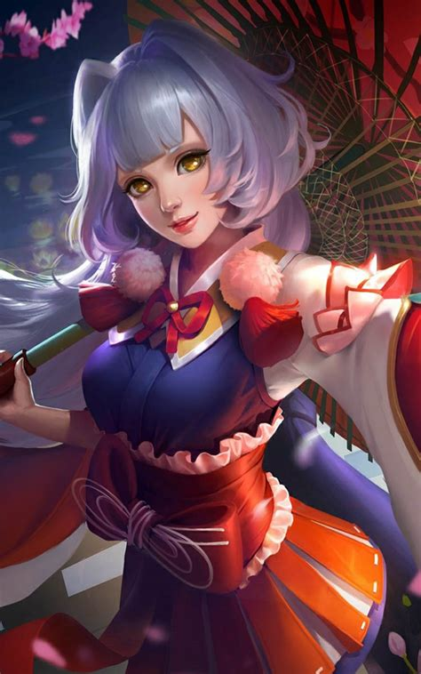 wallpaper kagura mobile legend cherry witch kagura mobile legends download free 100