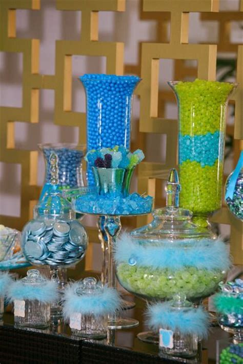Baby Shower Decorations Blue And Green by Green And Blue Baby Shower Afternoon Tea Baby Shower