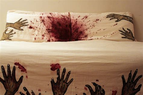 Zombie Sheets The Walking Dead In Bed Walking Dead Bed Set