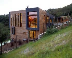 Houses Built On Slopes Building On Slopes Home Design Ideas Pictures Remodel