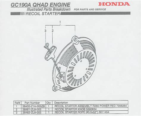 honda gc190 parts diagram honda gc190 pressure washer engine parts diagram honda 6hp