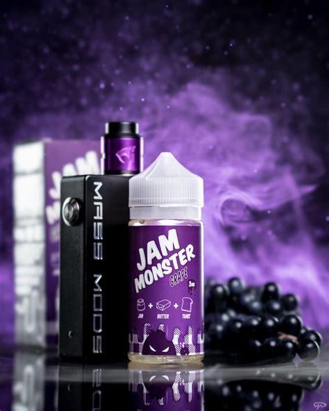 Murah Jam Grape Jam 100ml By Jam Liquid Us jam grape 100ml