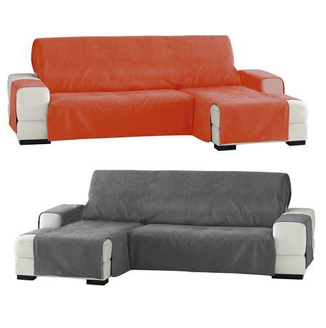 fundas de sofa con cheslong fundas para sofa con cheslong great funda cubre sof dual